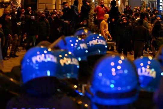 Giannelli: Manifestazione antagonisti, Firenze senza legge