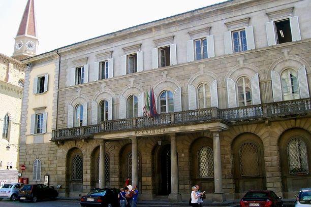 Provincia di Arezzo palazzo