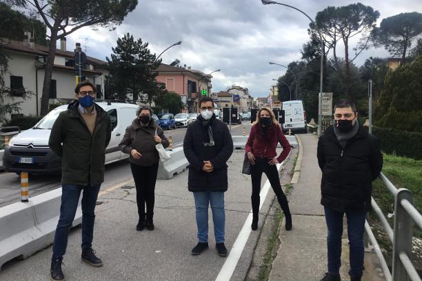 Empoli, Ponte sull'Orme, accelerare riapertura