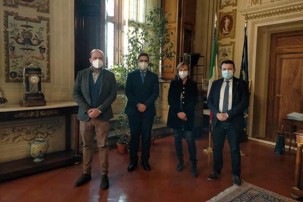 Gandola: Incontro con il nuovo Prefetto di Firenze