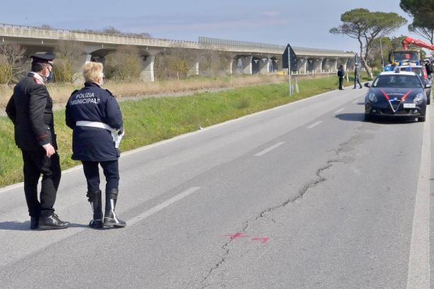 Collesalvetti, ennesimo incidente mortale sull'Arnaccio