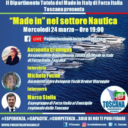 Conferenza Nautica