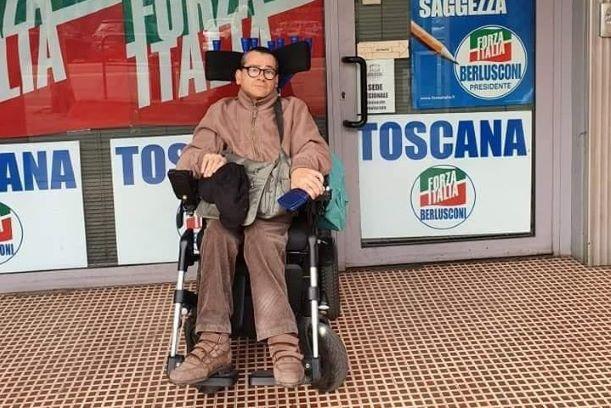 Marco Becattini Forza Italia Toscana