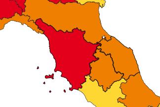 Regione Toscana, maglia nera nel gestire l'emergenza