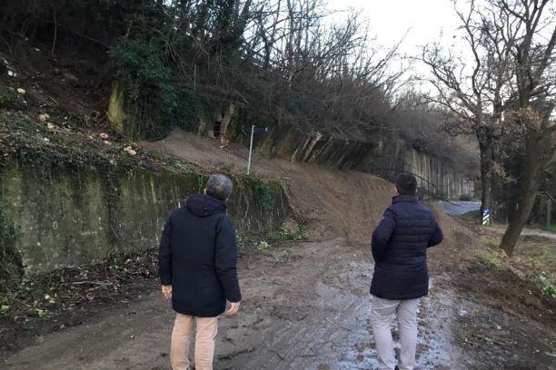 Frana FiPiLi, Gandola: niente riapertura entro l'estate