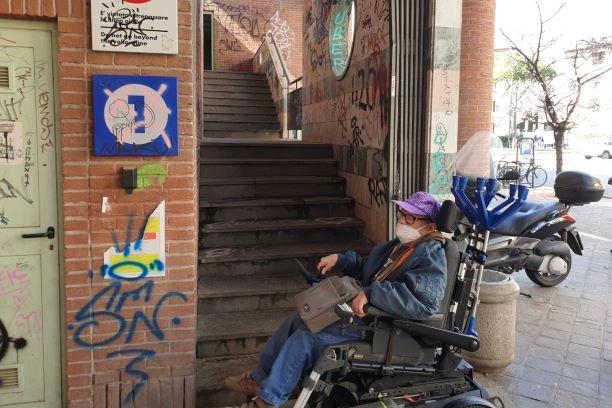Firenze Statuto: stazione treni non accessibile ai disabili