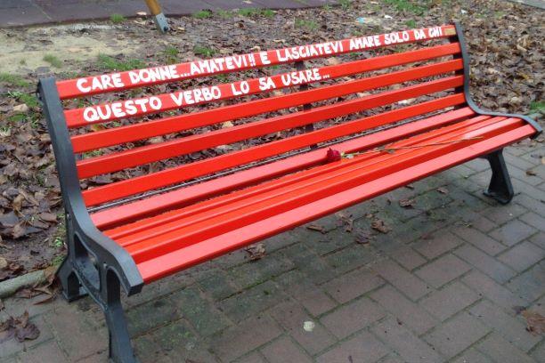 Bucine panchina rossa
