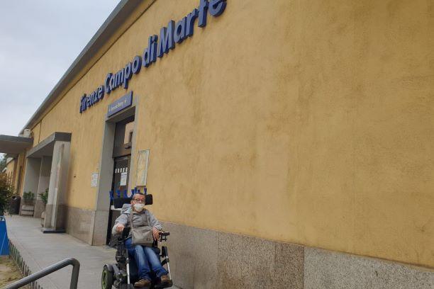 Disabili, Firenze Campo di Marte: incontriamo difficoltà