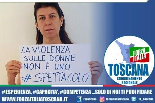 Donne: Versace, solidarietà a Consigliera Pieraccioni