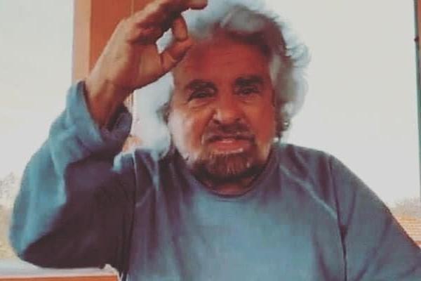 Grillo, Movimento rifletta su garantismo a fasi alterne