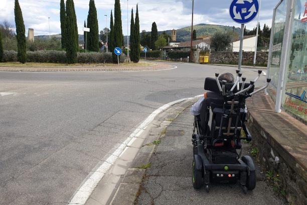 Disabili, Sant'Andrea a Rovezzano: un'odissea