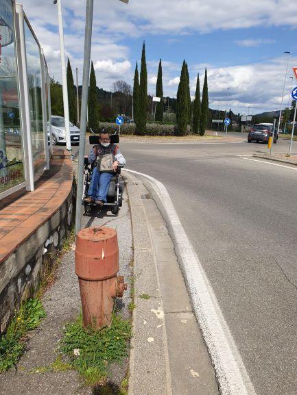 Disabili Sant'Andrea a Rovezzano