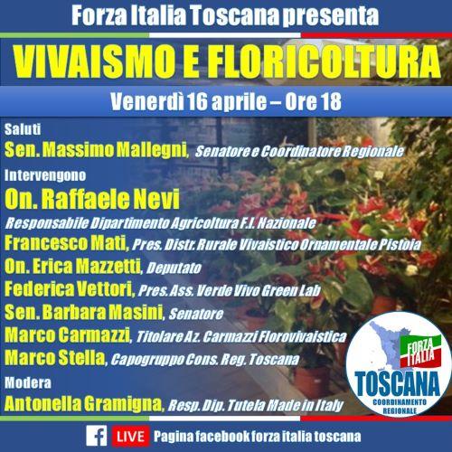 conferenza vivaismo