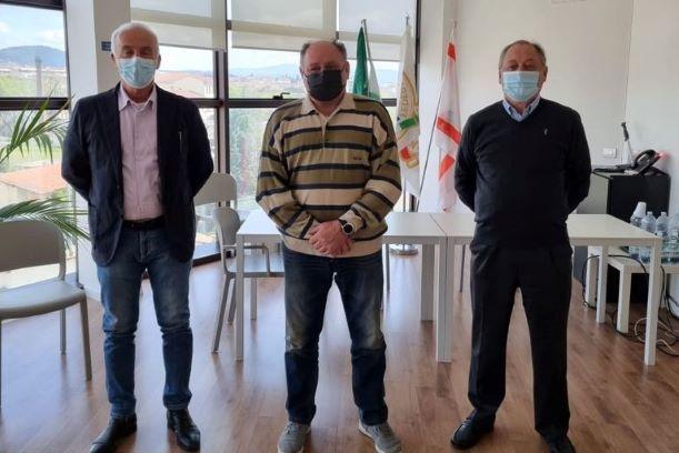 Caccia: Incontro con la Confederazione Cacciatori Toscani