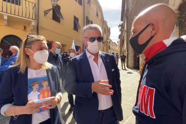 Acciaieria Piombino, Mallegni: Forza Italia in prima linea
