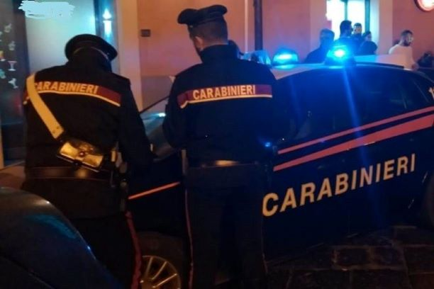 Monsummano Terme: solidarietà ai 3 Carabinieri aggrediti