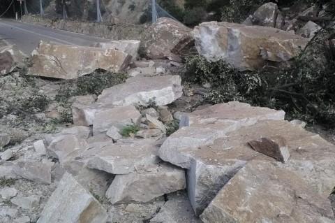 Elba: Frana di Campo Lo Feno, interrogazione in Regione