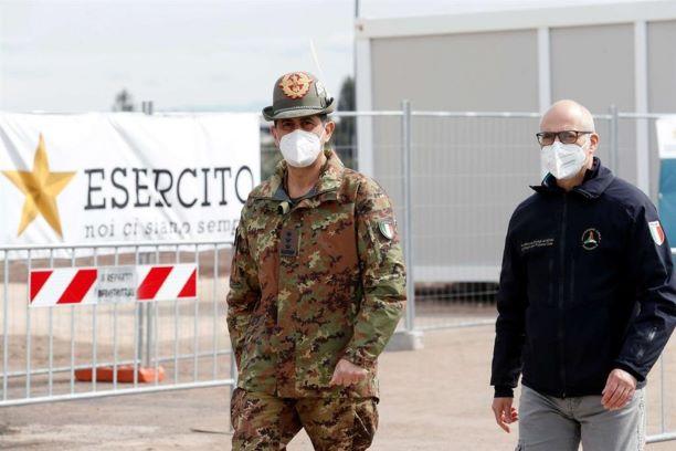 Mazzetti: Figliuolo e Curcio, benvenuti in Toscana!