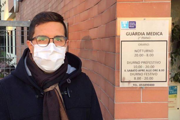 Taglio guardia medica nell'area metropolitana fiorentina