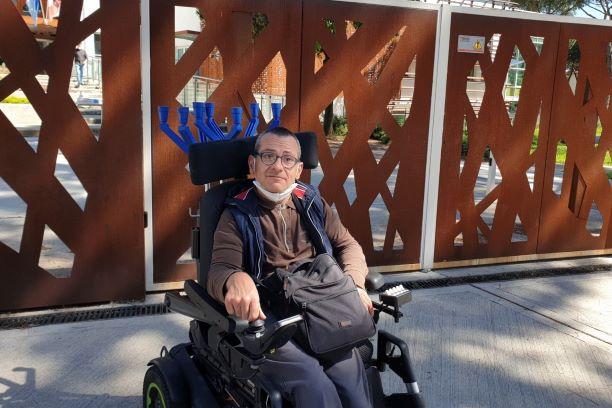 Marco Becattini disabili Sesto Fiorentino