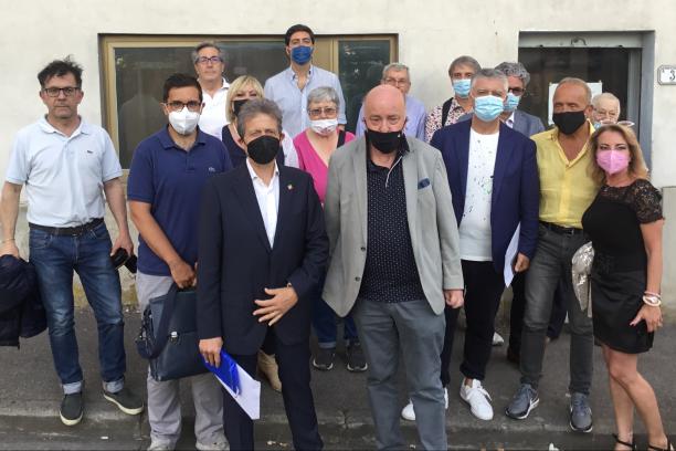 Cerreto Guidi: vertice di Forza Italia nell'empolese