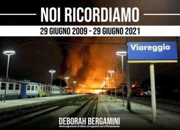 29 giugno 2021: 12 anni dalla strage di Viareggio