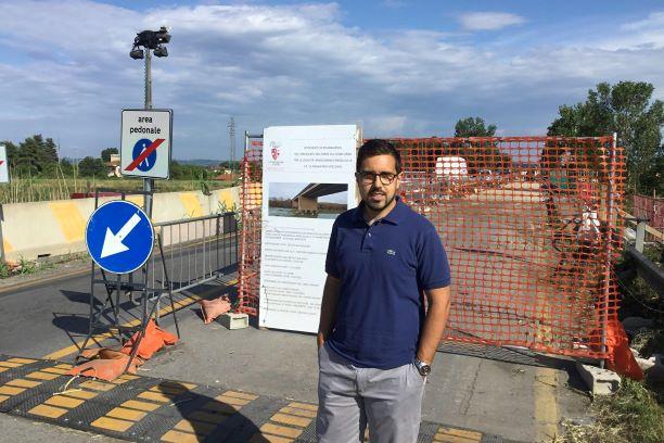 Ponte di Marcignana, finalmente la riapertura