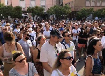 Massa: Esposto al Prefetto su manifestazioni no green pass