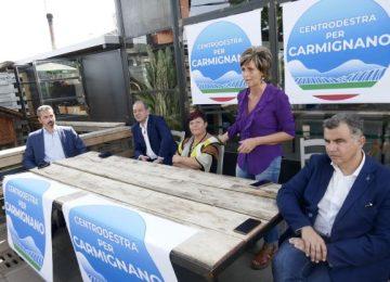 Carmignano: il centrodestra sostiene Angela Castiello