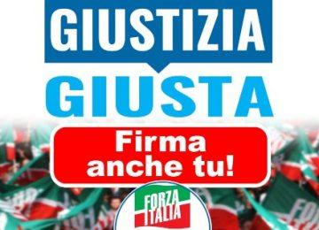 Arezzo: Gazebo per raccolta firme referendum giustizia