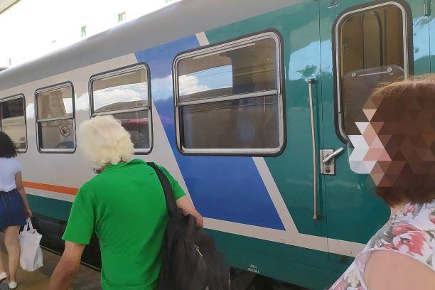 Giannelli: Il Treno di Dante e l'inferno dei pendolari