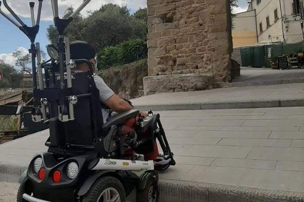 Carmignano, Mazzetti: abbattere barriere architettoniche