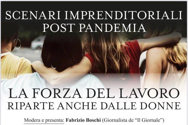 Le donne al centro della ripresa: dibattito alla Versiliana